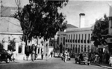 Calle Estatutos (1950)